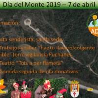 Día del Monte 2019 – 7 de abril programacion