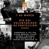 dia del voluntariado de protección civil